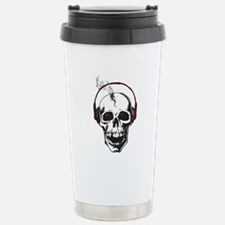 DJ Skull Travel Mug