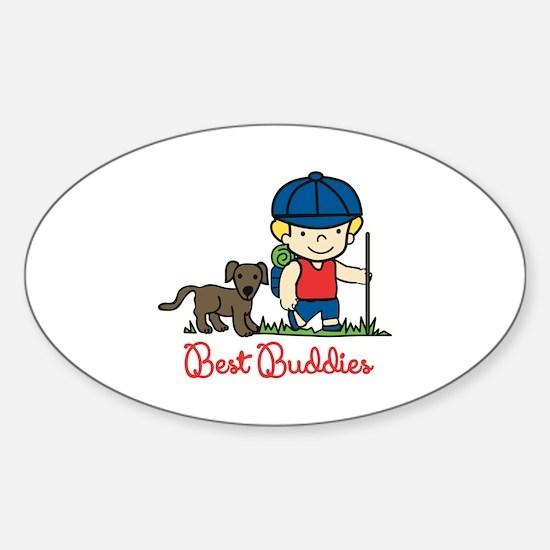 Best Buddies Decal