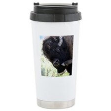 Wild Buffalo at Yellows Travel Mug