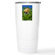 Hawaiian Plumeria Travel Coffee Mug