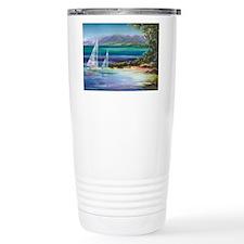 Cool Boat wedding Travel Mug