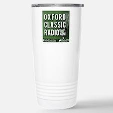 Oxford Classic Radio Stainless Steel Travel Mug