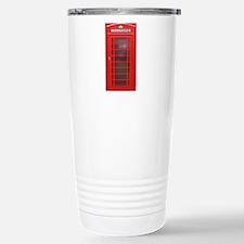 British Phone Booth Travel Mug