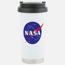 NASA Logo Transparant Travel Mug