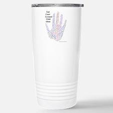 Promote Judicial Travel Mug