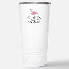 Pilates Animal Stainless Steel Travel Mug