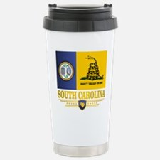 South Carolina DTOM Stainless Steel Travel Mug