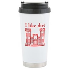 Cute Army engineer Travel Mug