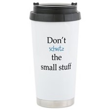 Cute Schvitz Travel Mug