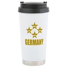 Germany Soccer Travel Mug