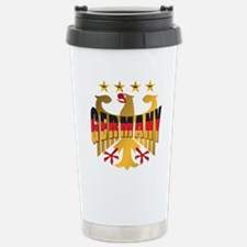 Germany four Star Champ Stainless Steel Travel Mug