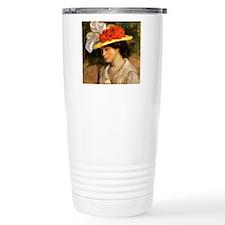 Renoir - Woman in a Flo Travel Mug