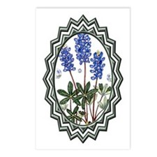 Texas BlueBonnets Postcards (Package of 8)