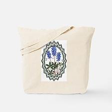Texas BlueBonnets Tote Bag