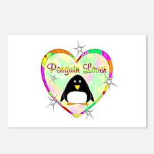 Penguin Lover Postcards (Package of 8)