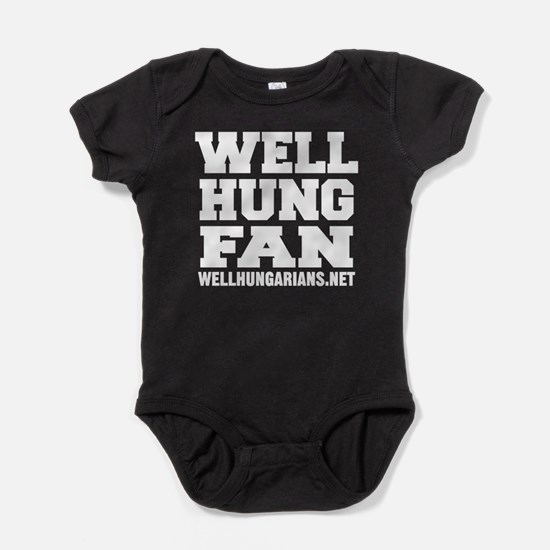 Cute Well hung Baby Bodysuit