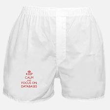 Unique Database Boxer Shorts