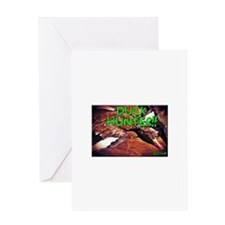 DUCK HUNTER!! Greeting Cards