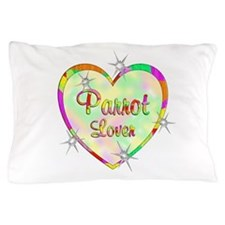 Parrot Lover Pillow Case