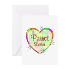 Parrot Lover Greeting Card