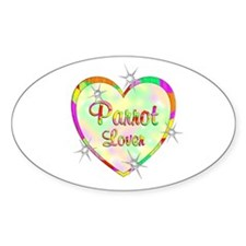 Parrot Lover Decal