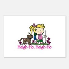 Heigh-Ho Postcards (Package of 8)