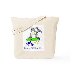 Future SCUBA Diver Tote Bag