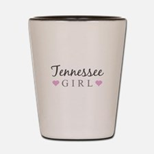 Tennessee Girl Shot Glass