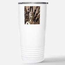buddha Stainless Steel Travel Mug