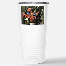 Cezanne - Pot of Flower Stainless Steel Travel Mug