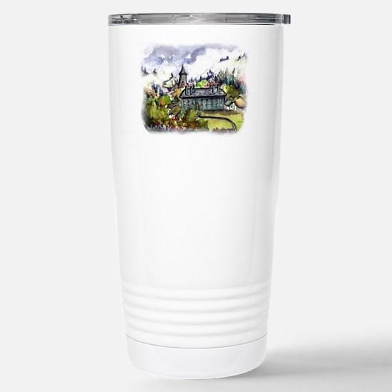 Lallybroch Stainless Steel Travel Mug