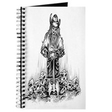 Viking Warrior Journal Journal