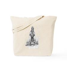 Viking Warrior Journal Tote Bag
