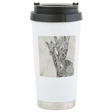 Giraffes Travel Mug