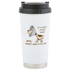 Unique Pet groomer Travel Mug