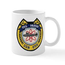 USS PARGO Mug