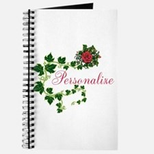 Personalizable. Ivy Rose Journal