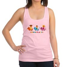 Kids travel Racerback Tank Top