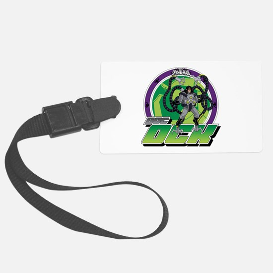 Doctor Octopus Luggage Tag