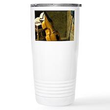 Bass Viol, Score Sheet, Travel Mug
