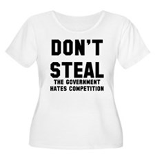 Steal Governm T-Shirt