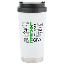 Unique Lifesaver Travel Mug