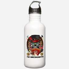 Vegas Incognito Water Bottle