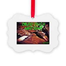 Cute Mens nra Ornament