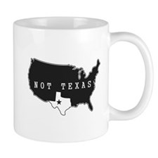 Not Texas Mugs