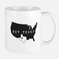 Not Texas Mugs