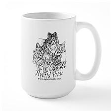 Hybrid Pride Mug