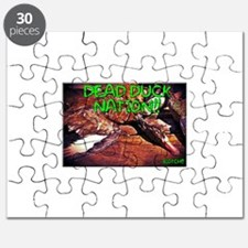 Cute Duck dynasty Puzzle