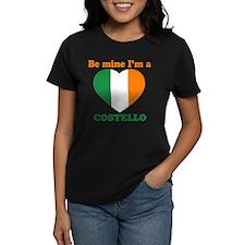 Costello, Valentine's Day Tee