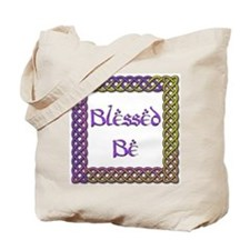 Blessed Be 2 Tote Bag